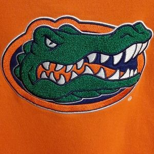 Gators Sweatshirt by Carl Banks nwot